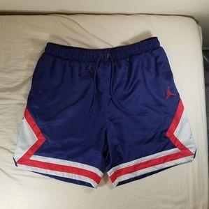Nike Air Jordan Satin Diamond Shorts AO2820 455